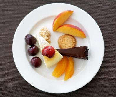 Summer Dessert Menu